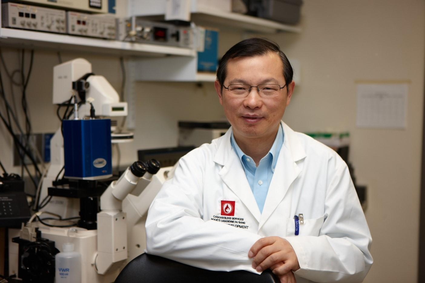 Dr. Heyu Ni