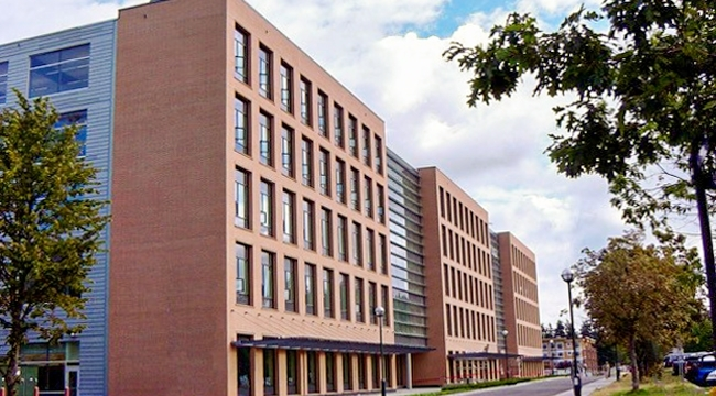 Outside thumbnail image of the Centre for Research Building